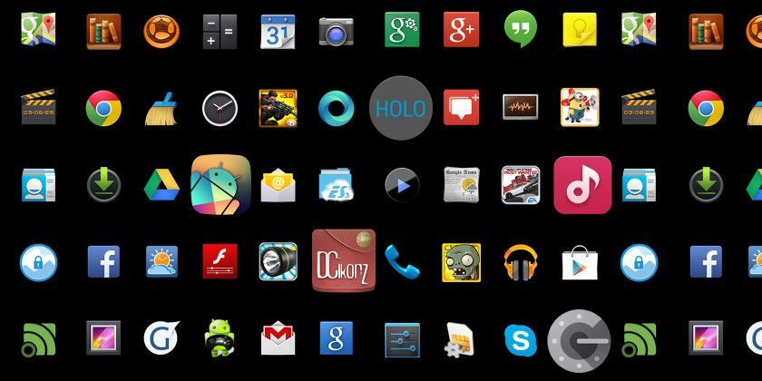 5 Stunning Android Icon Packs to Beautify Your Android