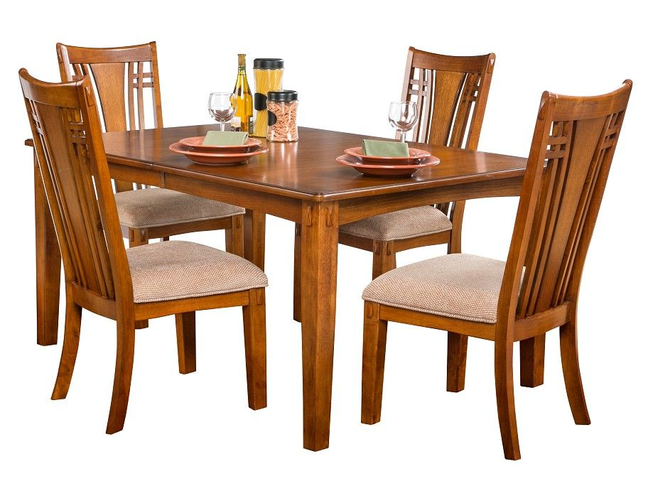 Slumberland Mission Valley Collection Dining Set Dining