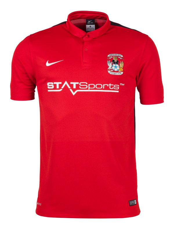 Red Coventry Shirt by Nike League One.