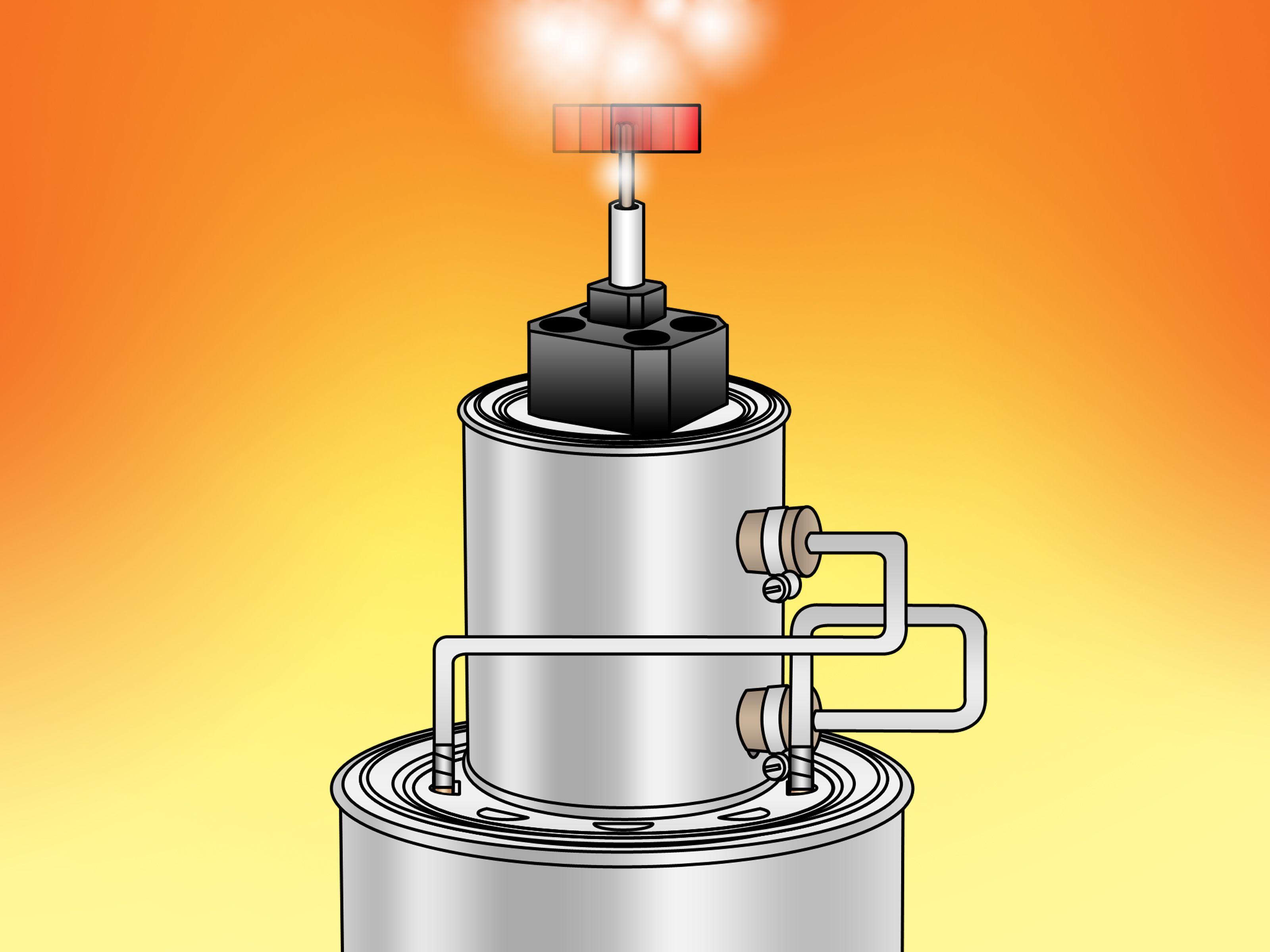 How to Make a Steam Engine Steam engine, Steam, Steam