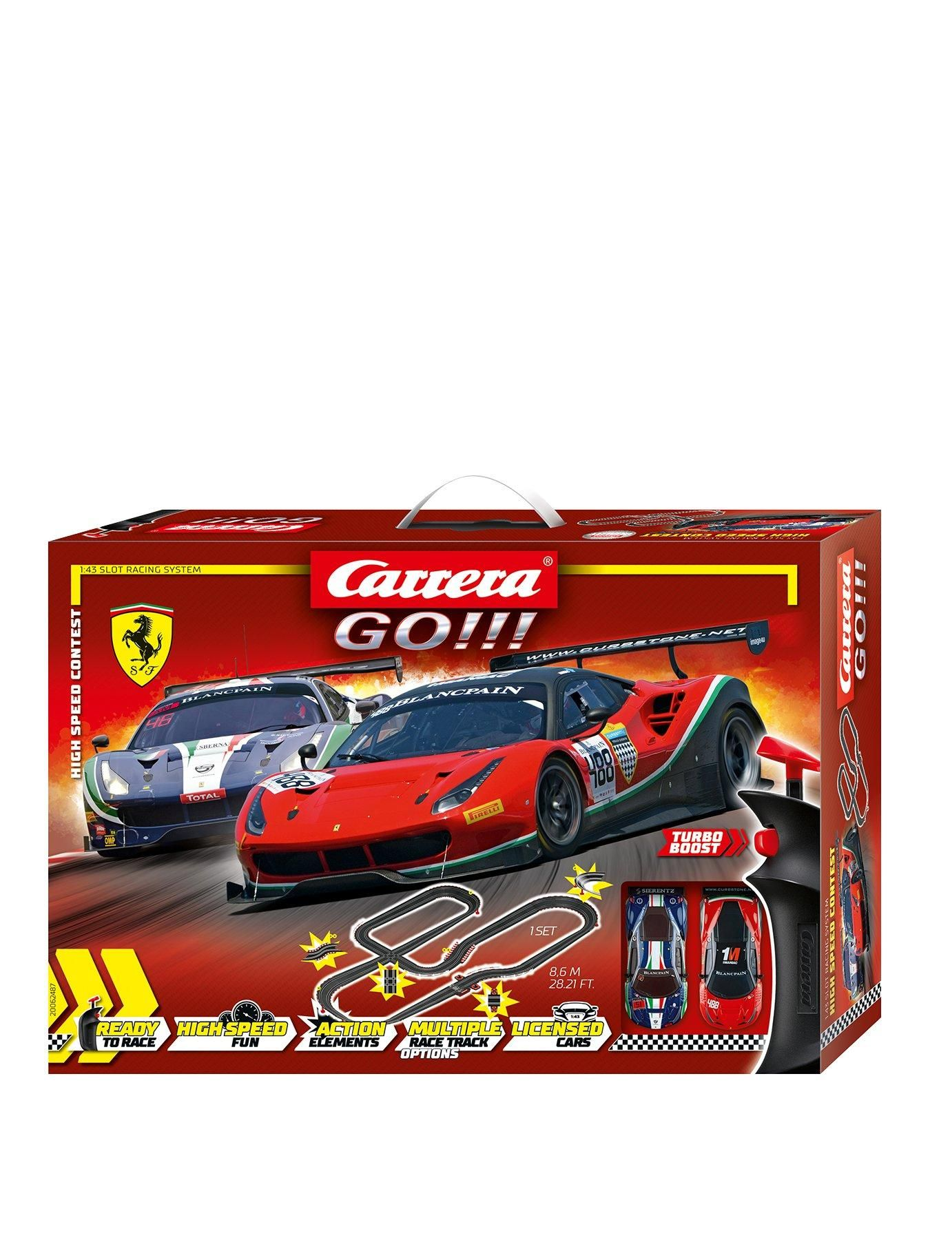 Carrera Go High Speed Contest - One Colour -
