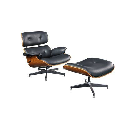 Fabulous Corrigan Studio Geralyn Swivel Lounge Chair With Ottoman Pdpeps Interior Chair Design Pdpepsorg