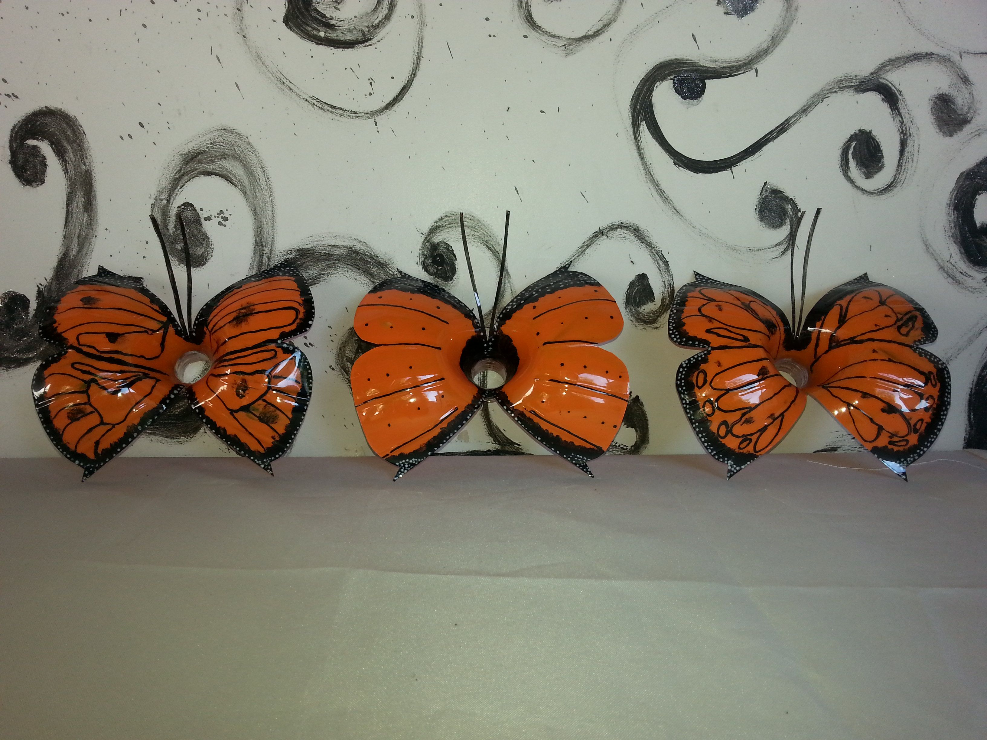 Fly Fly Butterfly ButterflyBottlesRecyclingUpcycleButterflies Fly Fly Butterfly