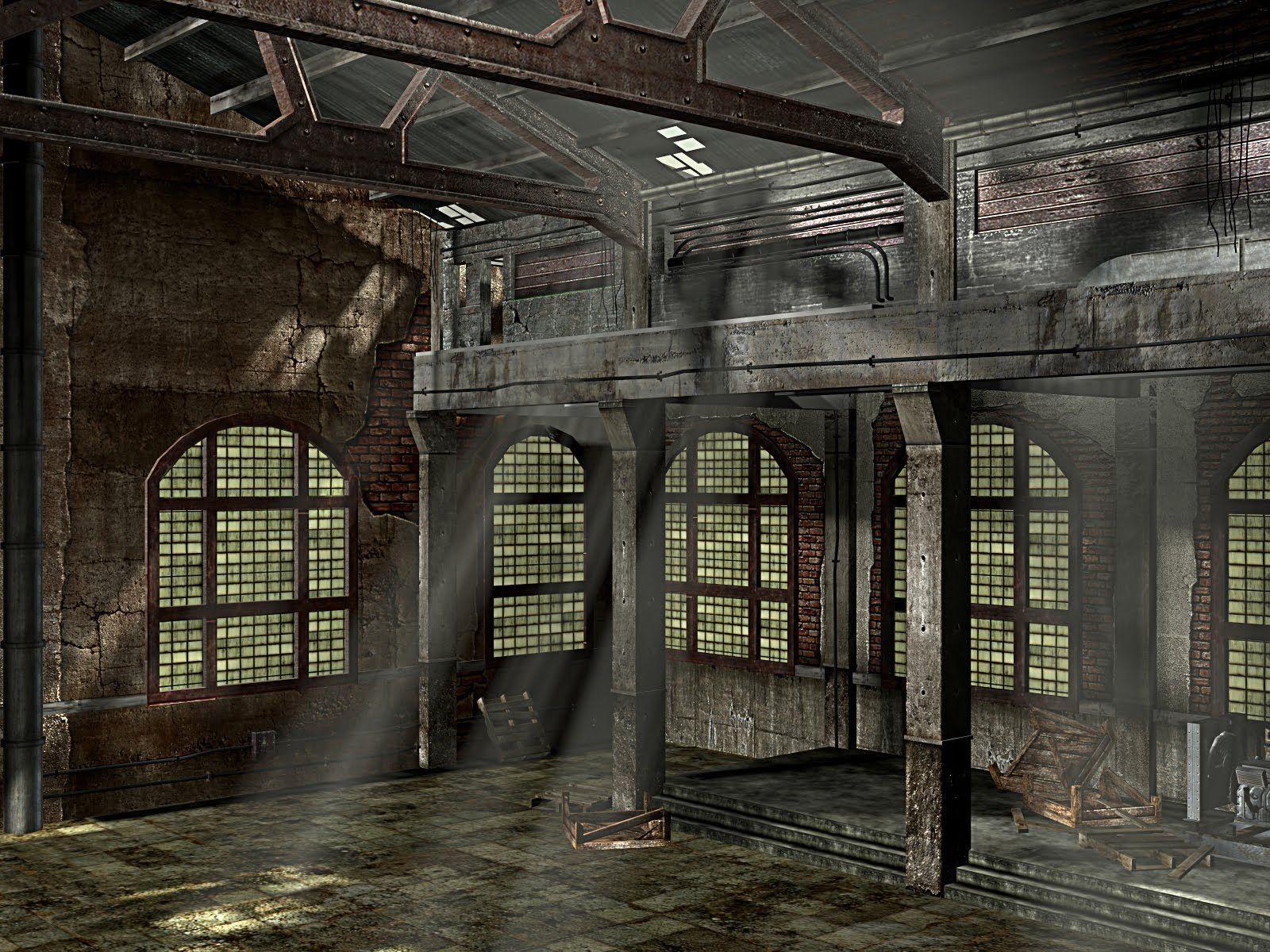 Old Abandoned Factory | abandoned | Pinterest | Abandoned ...  Old Abandoned F...