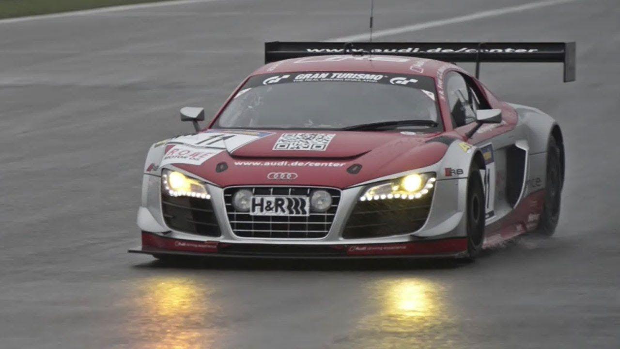 Audi R LMS Ultra Race Car V R V STronic Road Car CHRIS - Audi r8 race car 01 gt6