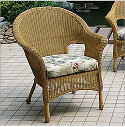 How To Repaint Refinish Old Wicker Chairs