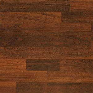 Picture of QuickStep Classic & Classic Sound Collection Everglades Mahogany 2-Strip Planks, call for pricing, dark brown laminate, wide plank