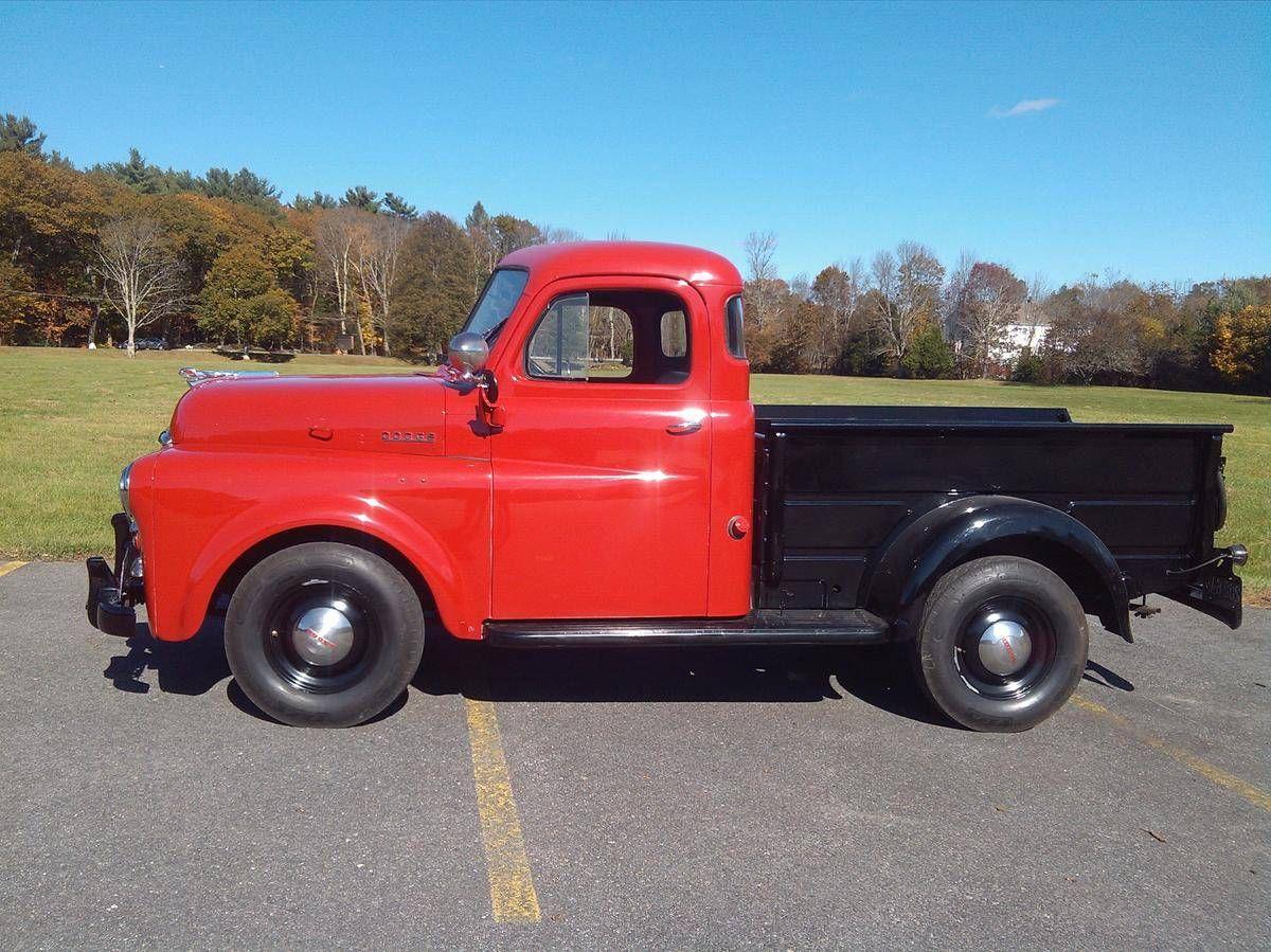 1949 Dodge B1B | Cool Trucks | Pinterest | Dodge trucks, Dodge ...