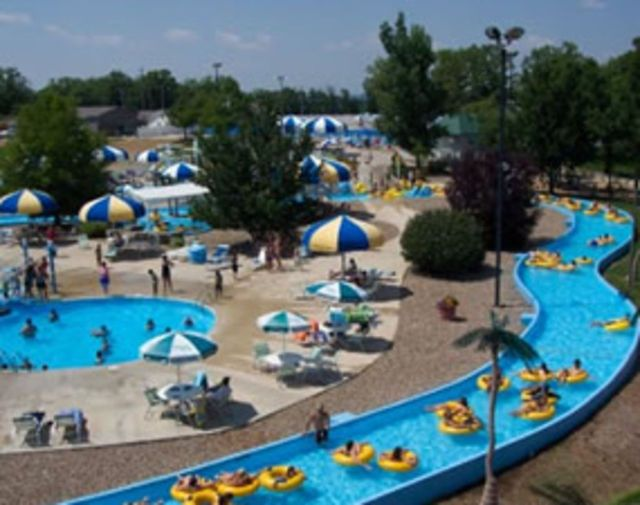 Water Park At Dogwood Hills Golf Resort Osage Beach Mo