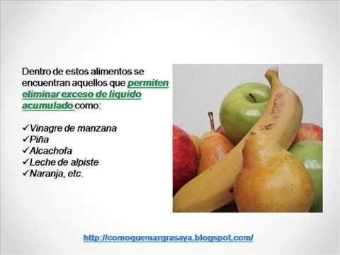 dietas rapidas y eficientes para bajar de peso