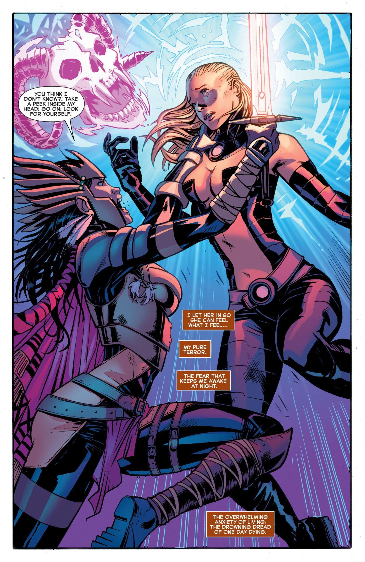 All New X Men Annual 1 Comics Comics Girls Comic Books Art