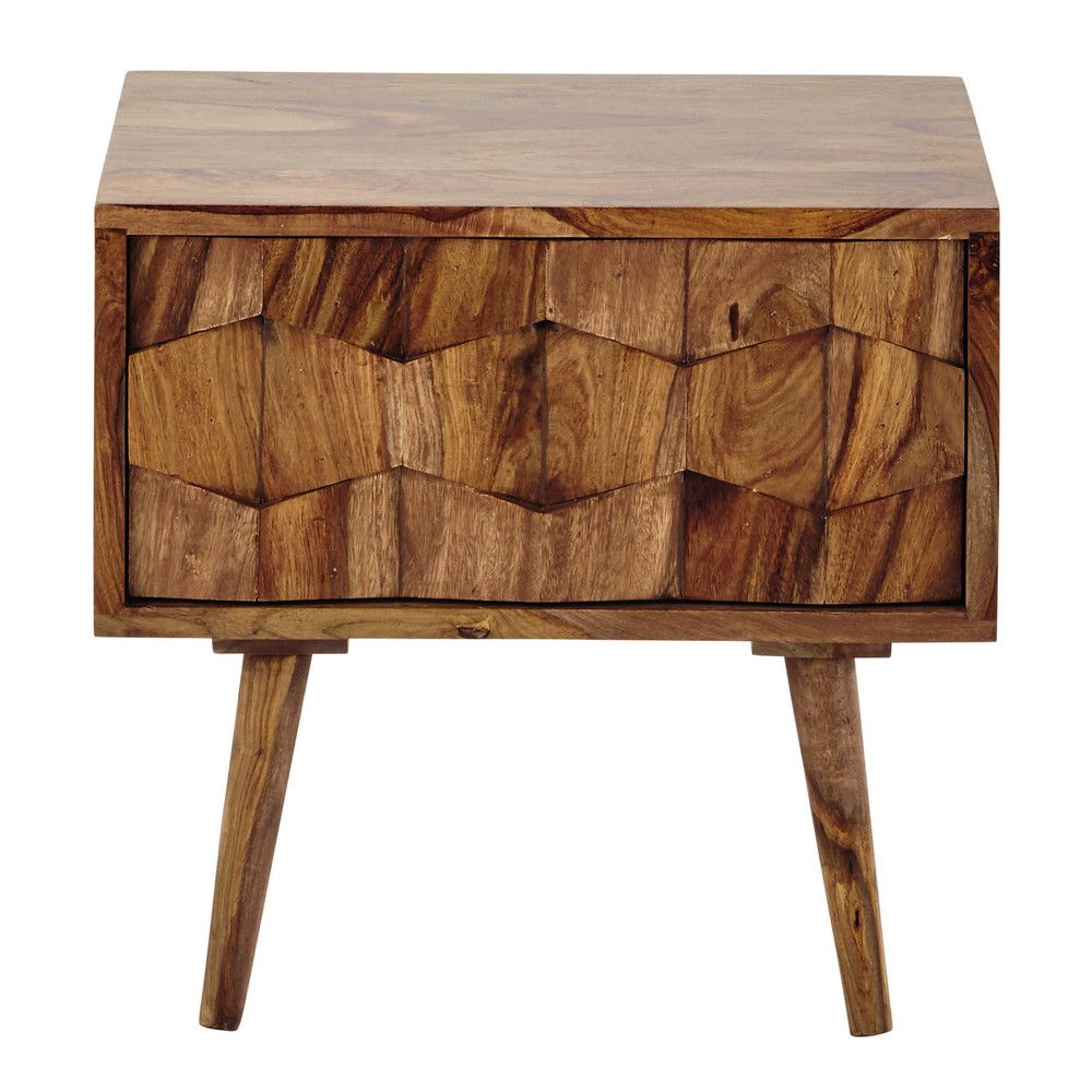 Pin By Julie Bodnar On Ma Chambre Cosy Parfaite Wood Bedside Table Table Bedside Table