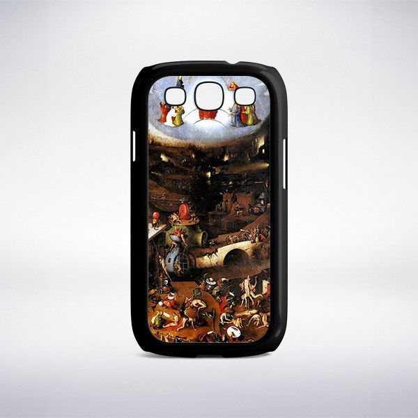 Hieronymus Bosch - The Last Judgment Phone Case
