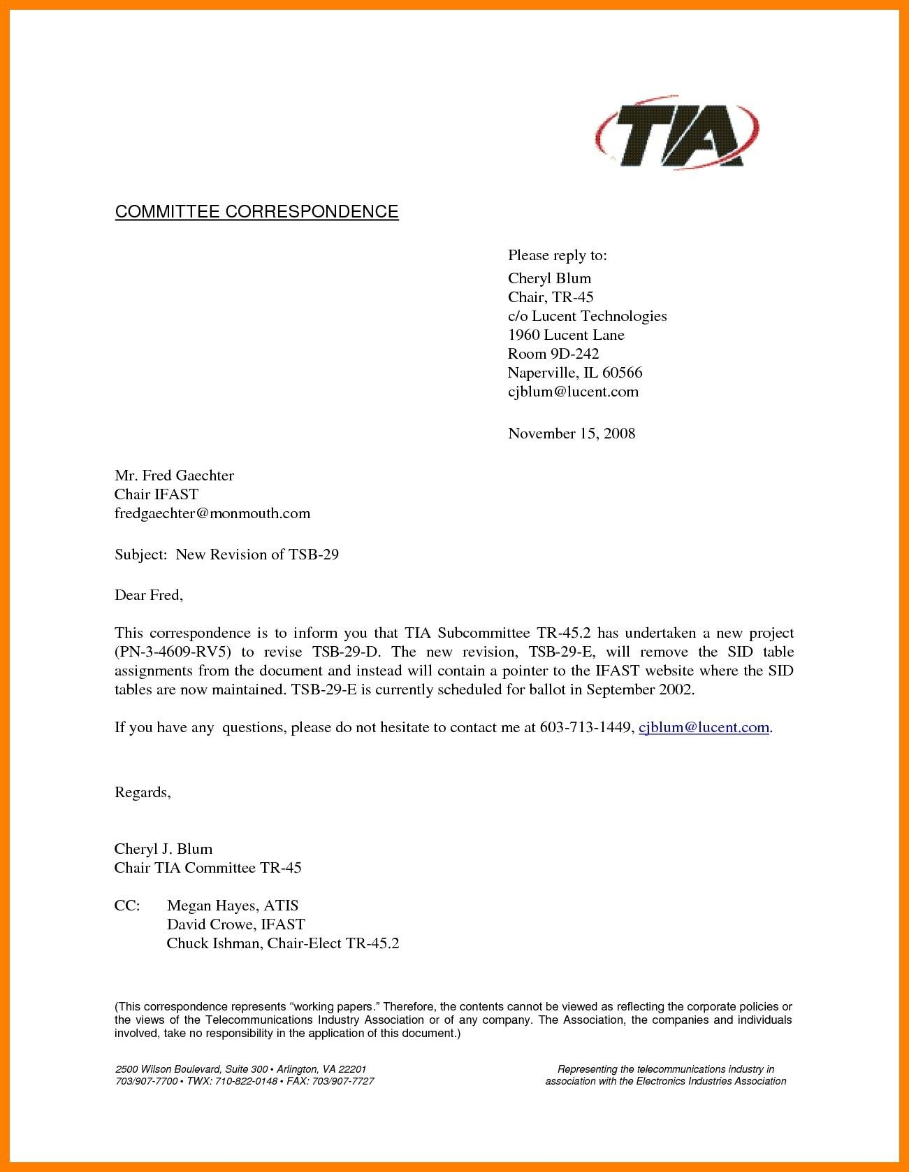 Letter Format With Cc Example 5 Letter Format With Cc Example Rituals You Should Know In 5 Professional Letter Template Lettering Letter Templates