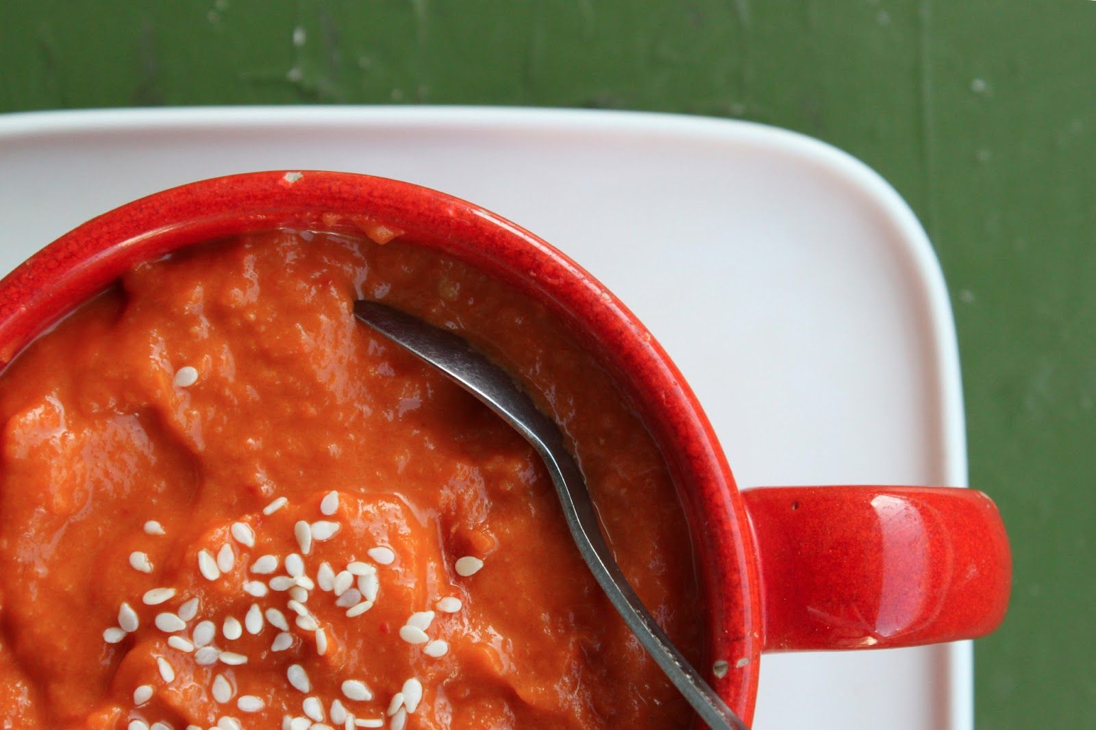 Potluck by one: A soup out of this world