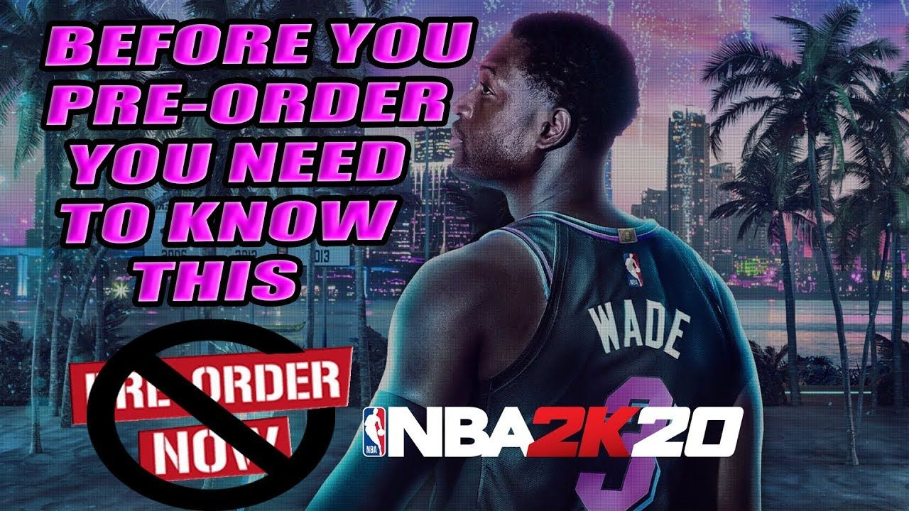 Nba 2k20 news watch this video before you preorder nba