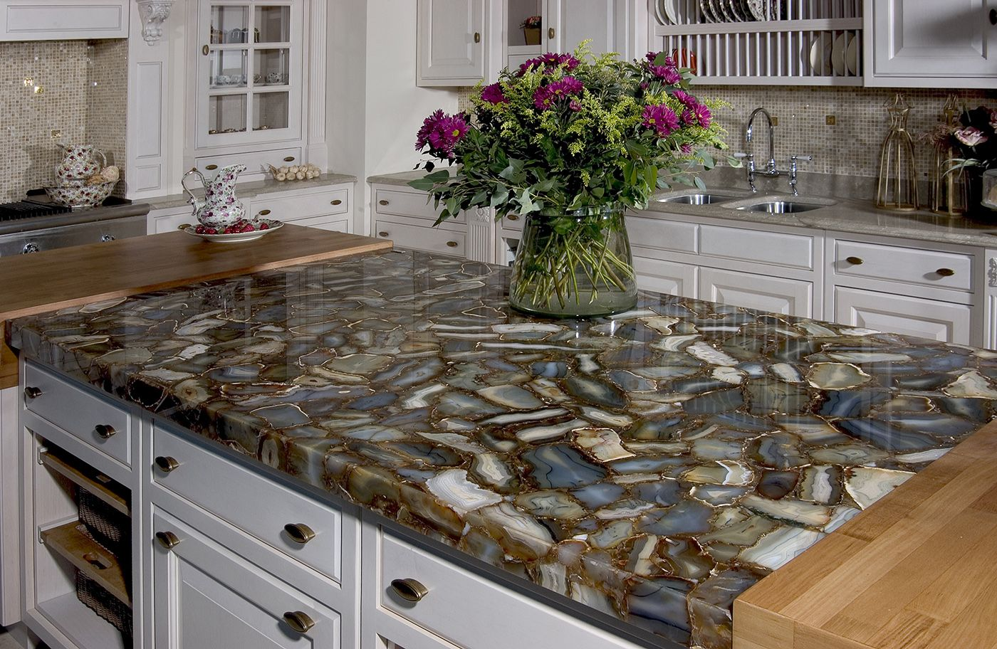 Keystone Granite Granite Fabricator In San Antonio Texas Replacing Kitchen Countertops Kitchen Cabinets And Countertops Kitchen Countertops