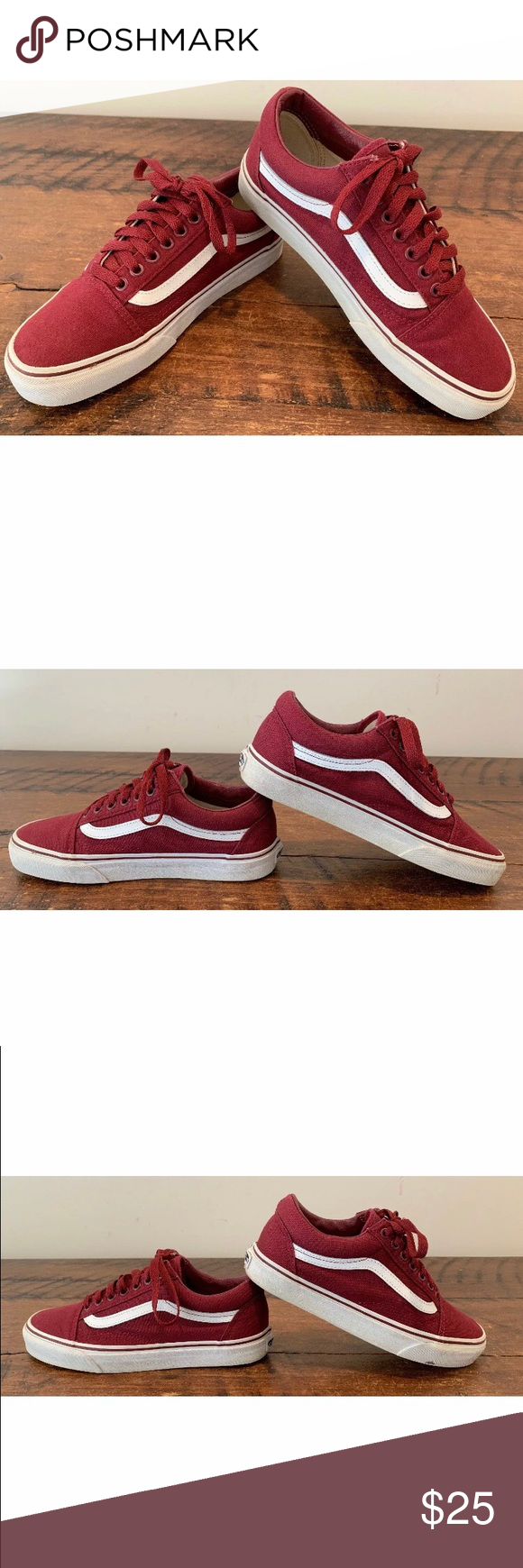 Vans Off The Wall Old Skool Canvas Shoes | Canvas shoes