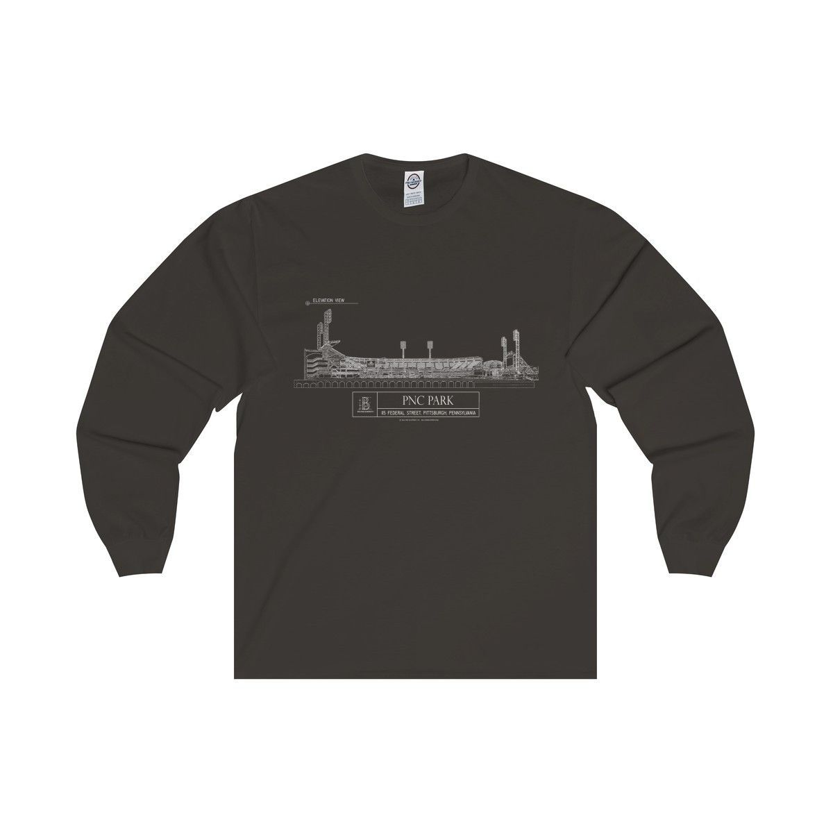PNC Park Long Sleeve Tee