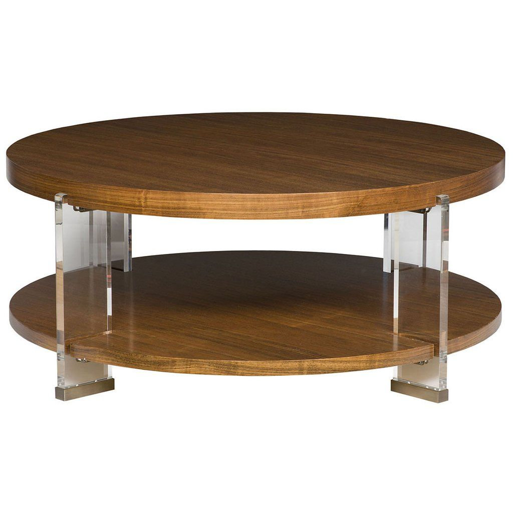 Paos Furniture Hato Rey: Vanguard Furniture Dell Rey Round Cocktail Table