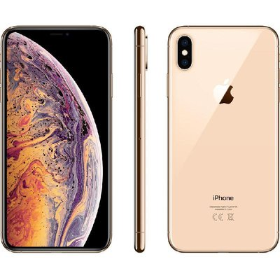 Apple Iphone Xs Max256 Gb Gold 4g Lte Iphone Apple Iphone Smartphone