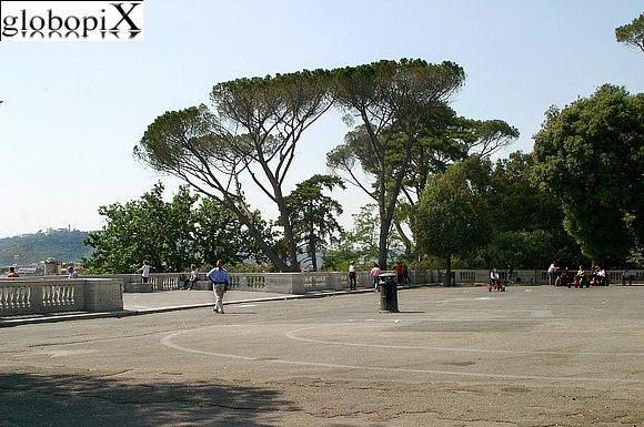 Roma Terrazza Del Pincio A Roma Street View