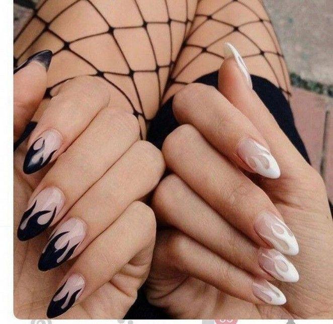 Más de 99 mejores uñas de gel de brillo acrílico para diseños de color de uñas de verano … – Soy perfecta – NailiDeasTrends