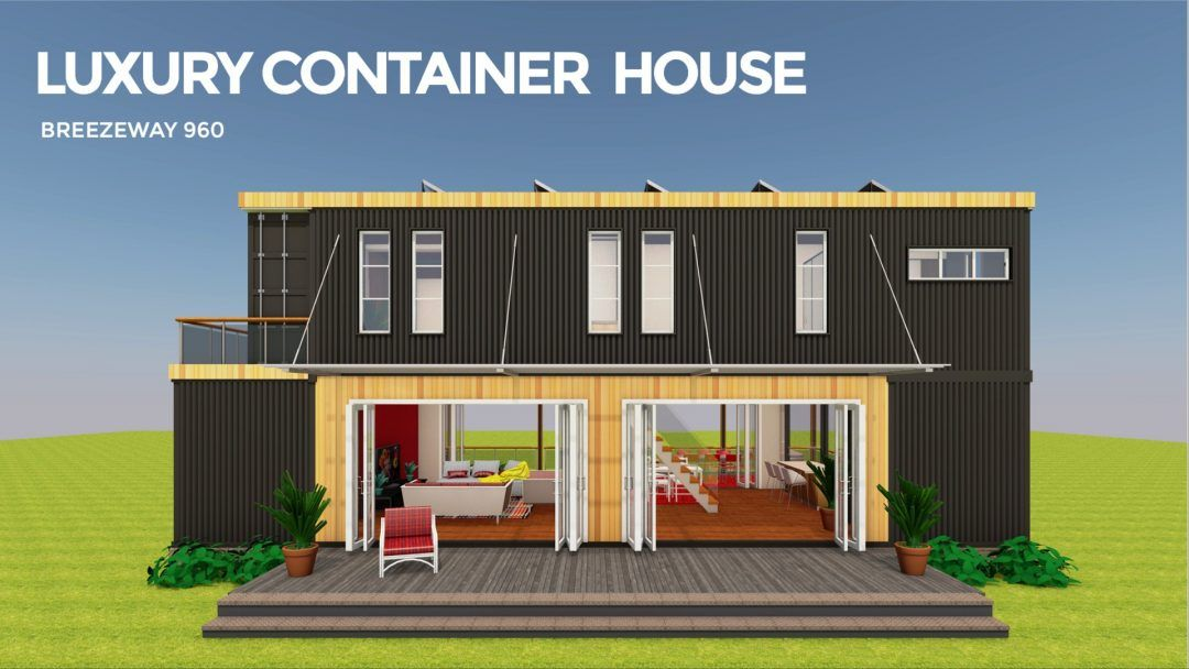 Sheltermode Shipping Container Prefab Homes Container House