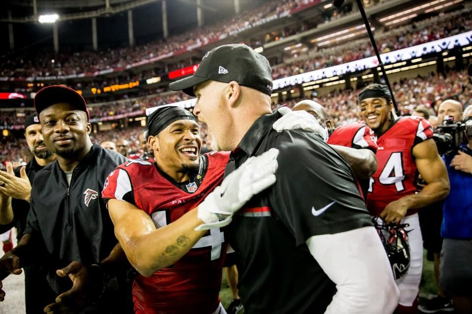 Falcons Win Nfc Championship Against Packers Falcons Nfc Packers