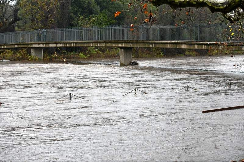Steady, record-breaking rain continues to cause havoc | Chico Is My