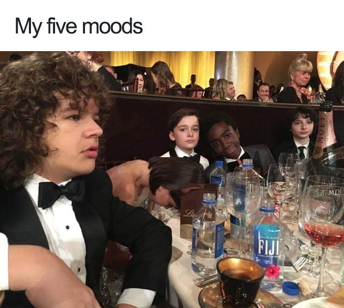"61 Brilliant Stranger Things"" Memes That Will Take Your Mood From Ten To Eleven"""