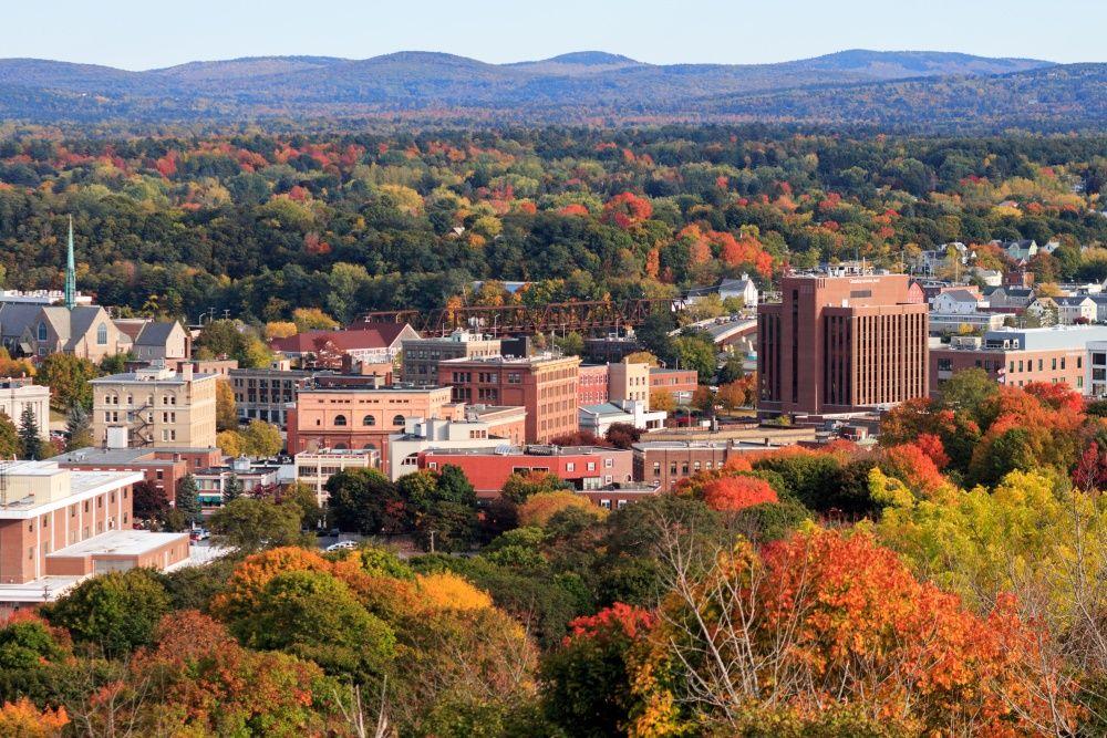 Guide to Bangor, Maine Bangor, Bangor maine, Baxter