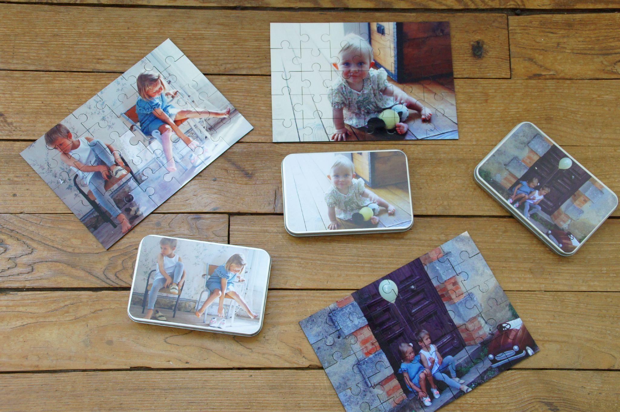 Les puzzles de Sandrine :)