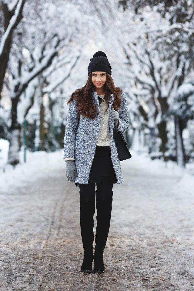 30+ winter outfits 2016 fashion trends | outfits 2016, 2016 fashion