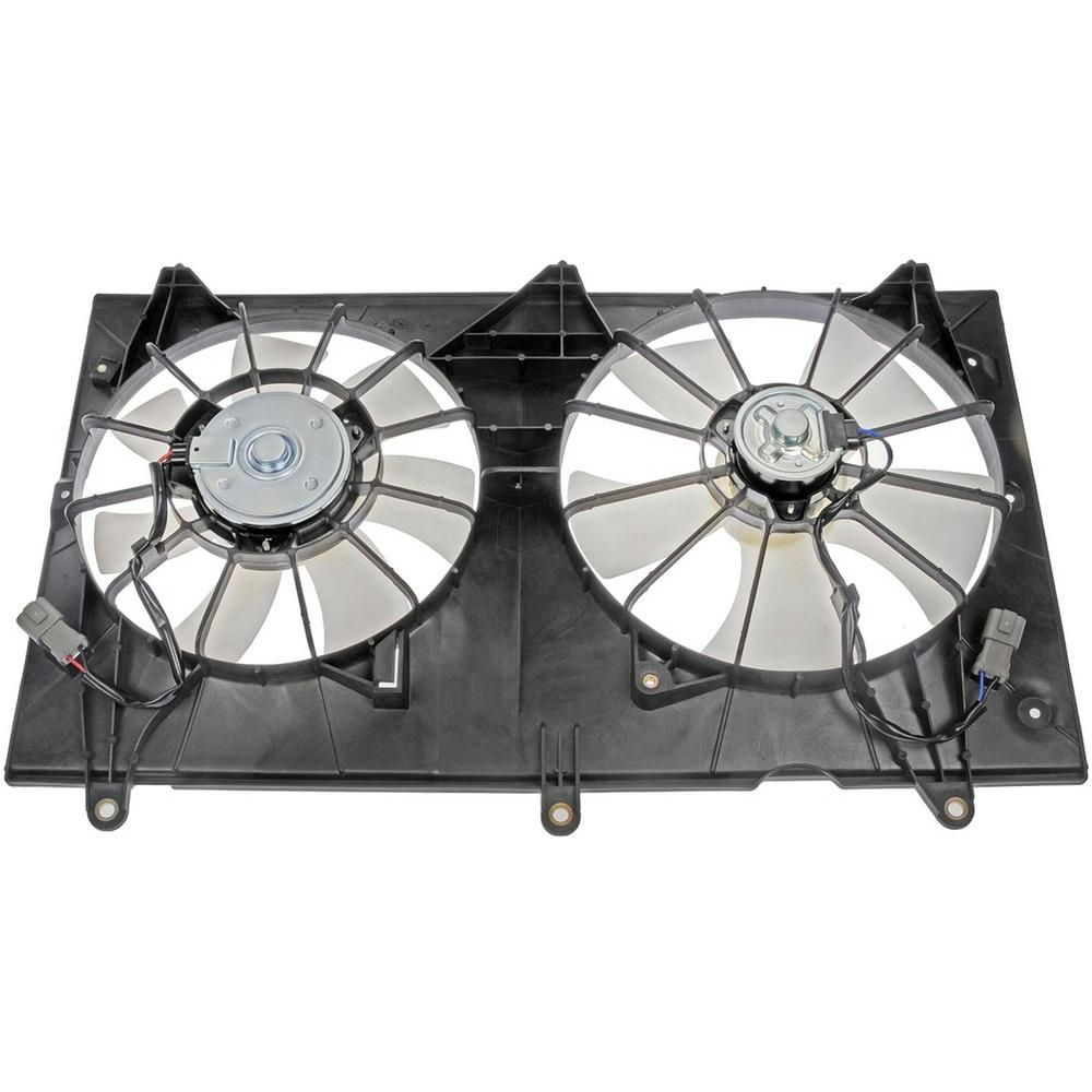 Dorman Engine Cooling Fan Assembly Radiator Fan Honda Accord Fan