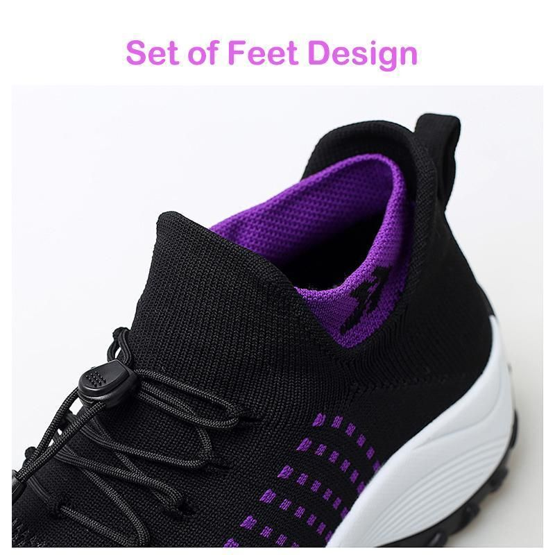 Large Size Comfortable Flying Woven Women s Shoes 35-42  Shop 56a07ff12