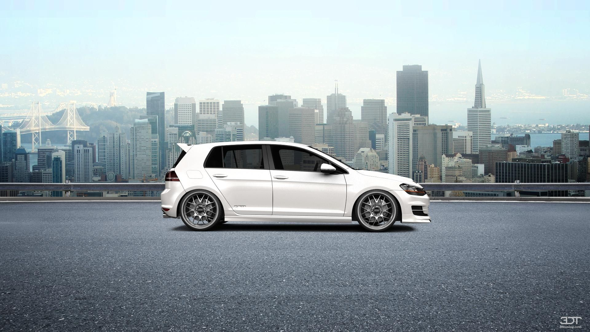 Checkout my tuning Volkswagen Golf7 2014 at 3DTuning