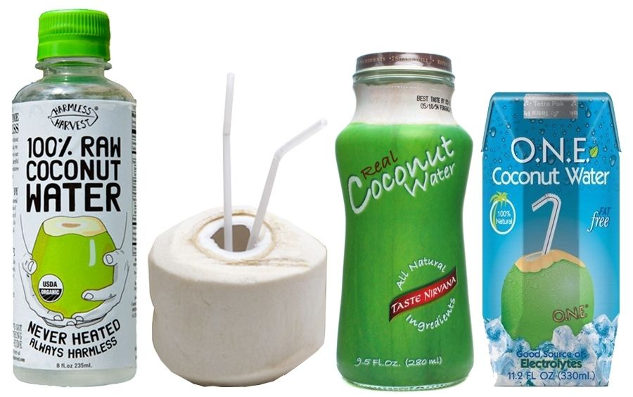 A Magazine S 4 Favorite Coconut Water Brands Harmless Harvest