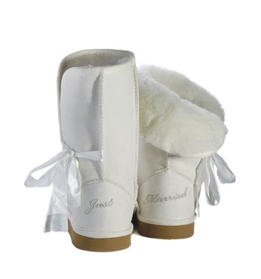 For The Bride: Custom Wedding Boots | Becoming the Mrs ...