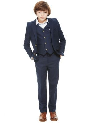 Smart boys suit. (wedding guest). | Boys fashion | Pinterest | Linen ...