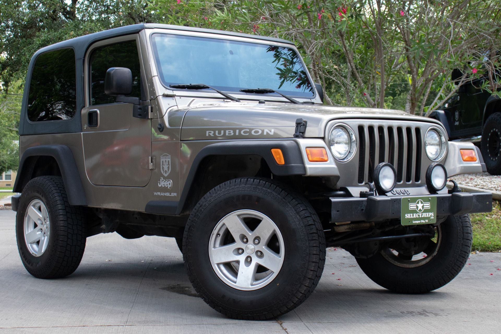 Used2003JeepWranglerSport For Sale Select Jeeps Inc