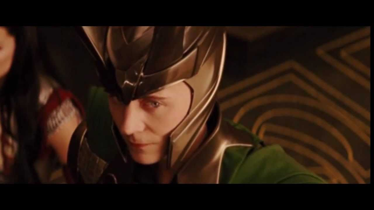 Loki lady gaga poker face but loki can only hide his