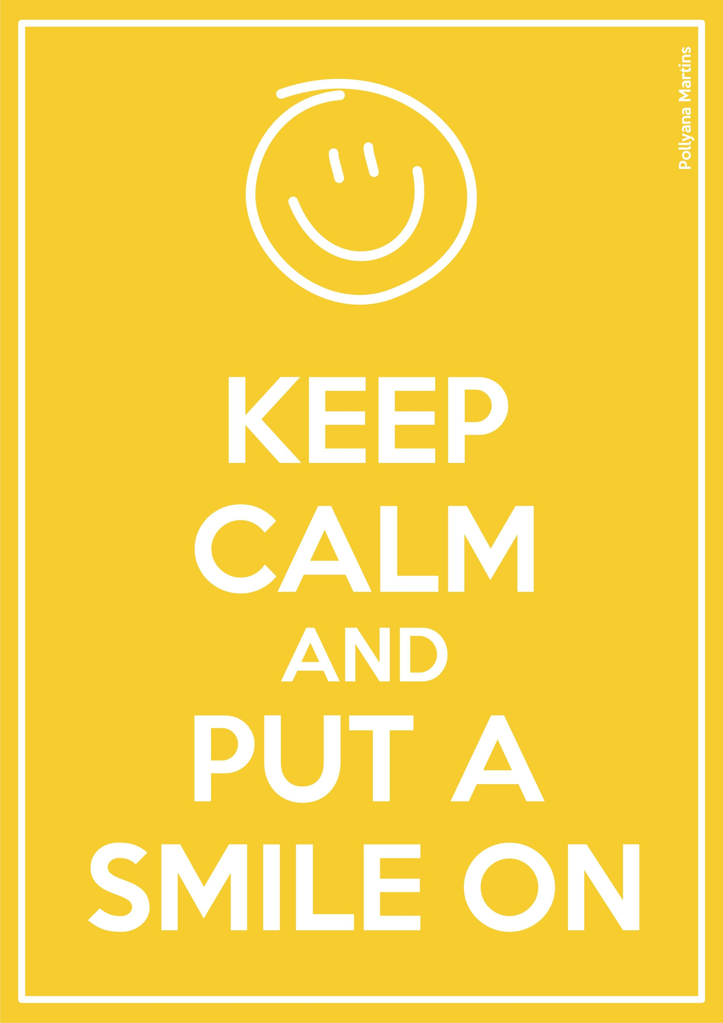 Pin By Iqra Shaikh On Emojis Smile Keep Calm Keep Smiling