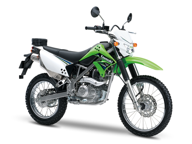 Kawasaki KLX 125 | A to B | Pinterest