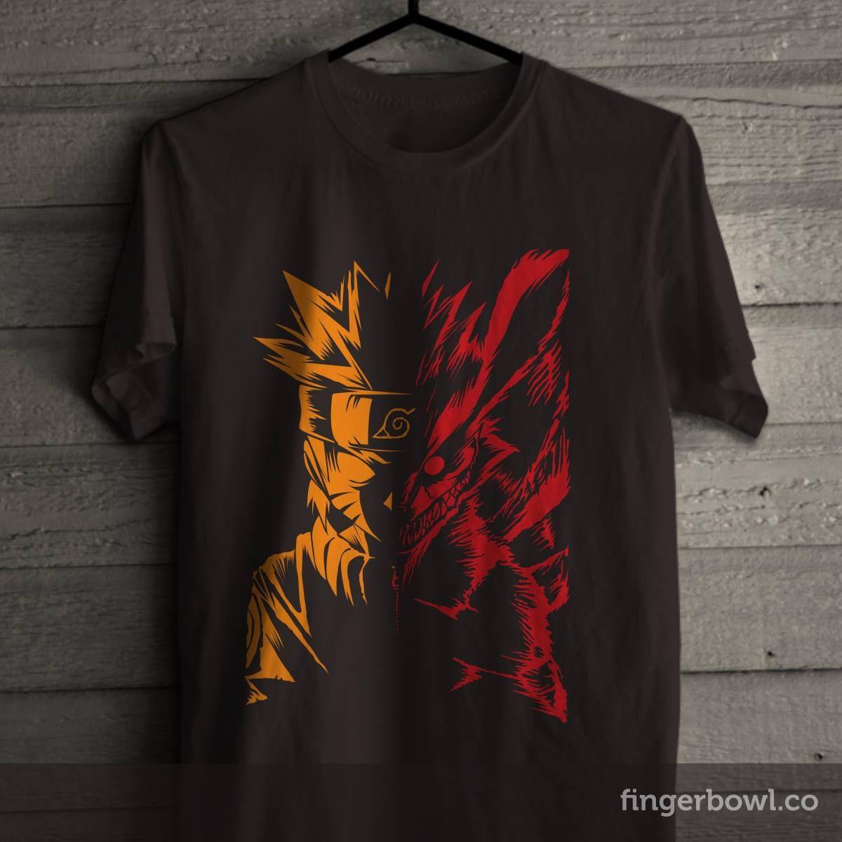 Naruto 110K baju bajukaos bestt shirtdesign