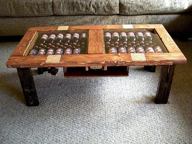 Wine barrel coffee table ideaspng Wine Barrel Ideas and DIYs