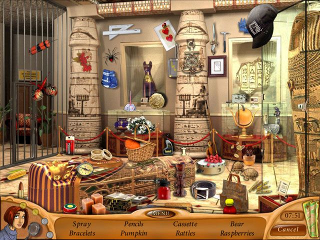 Play Free Hidden Object Games Online!