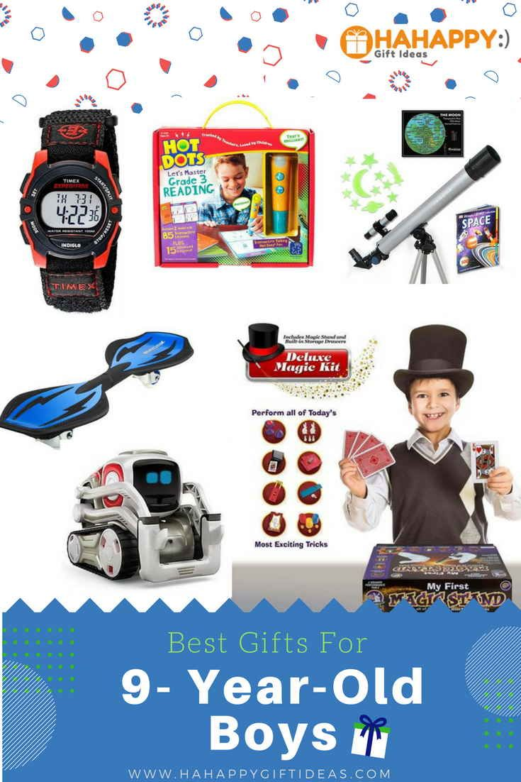 Best Gifts For A 9 Year Old Boy