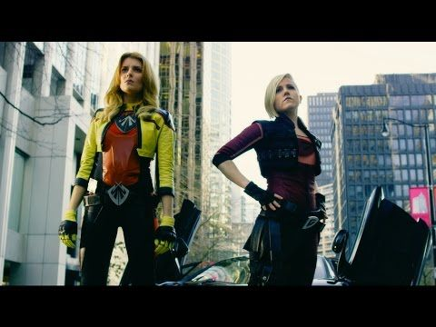 ELECTRA WOMAN & DYNA GIRL OFFICIAL TRAILER // Grace Helbig - YouTube