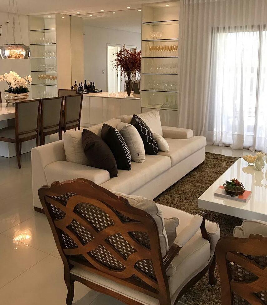 154 Curtidas 11 Comentários  Das Arquitetas Dasarquitetas No Beauteous No Furniture Living Room Review